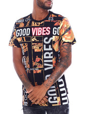 SWITCH - Good Vibes Foil Tee-2386467