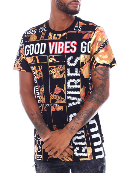 SWITCH - Good Vibes Foil Tee