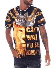 SWITCH - Cant wait to be king tee-2386504