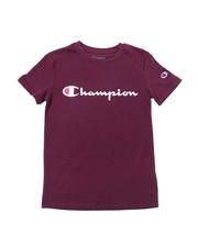 Champion - Horizontal Script SS Tee (4-7)-2387538