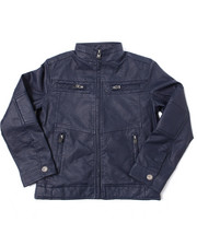 Outerwear - Boy's Fleece Lined Jacket (8-20)-2387749
