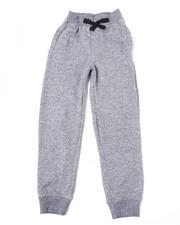 Sweatpants - Crindle Fleece Jogger Pants (8-18)-2387460