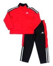 Adidas - Tri Color Tricot Set (Infant)-2387630