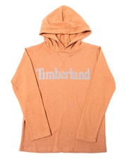 Boys - Timberland L/S Tee (8-20)-2387380