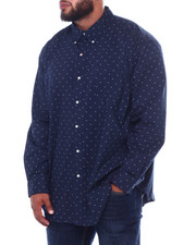 Chaps - EC Stretch-Long Sleeve Sport Shirt (B&T)-2387128