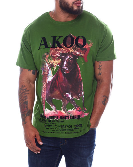 AKOO - Fighter S/S Knit (B&T)