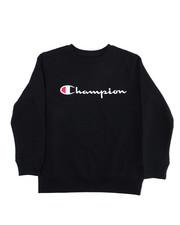 Sweatshirts & Sweaters - Classic Script CVC Sweatshirt (8-20)-2387510