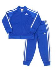 Adidas - Track Suit Tricot Set (Infant)-2387653