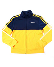Track Jackets - Color Block Tricot Jacket (8-20)-2387709