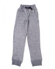 Sweatpants - Crindle Fleece Jogger Pants (8-18)-2387471
