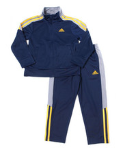 Boys - Tri Color Tricot Set (Infant)-2387682