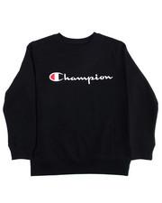 Champion - Classic Script CVC Sweatshirt (4-7)-2387515