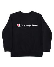 Champion - Classic Script CVC Sweatshirt (2T-4T)-2387520
