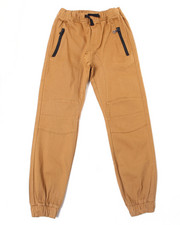 Arcade Styles - Stretch Twill Zip Side Pocket Jogger Pant (4-7)-2388045