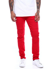 Buyers Picks - TWILL PANT WITH RIPS-2388695