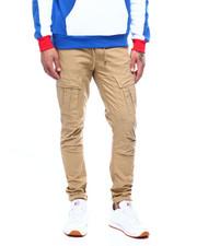 Pants - SLIM TAPERED CARGO PANT-2388313
