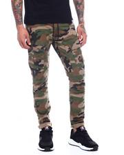 Pants - SLIM TAPERED CARGO PANT-2388301