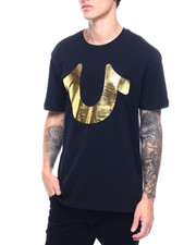 True Religion - gold horse shoe tee-2388630