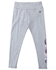 Champion - Retro Script Legging (4-6X)-2388941