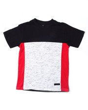 Arcade Styles - Color Block Tech S/S Tee (8-20)-2388811
