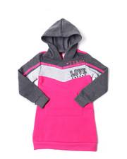 Dresses - Athleisure Sweatshirt Dress (4-6X)-2388826