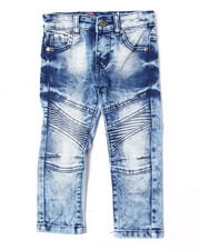 Jeans - Stretch Moto Jean (2T-4T)-2389951