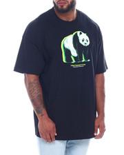 LRG - Wavy Panda S/S Tee (B&T)-2389539