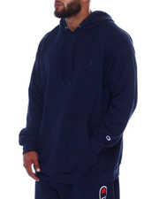 Champion - Pullover Fleece Hoodie (B&T)-2389119