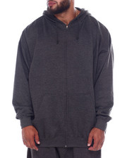 Russell Athletics - Full Zip Fleece Hooded (B&T)-2389293