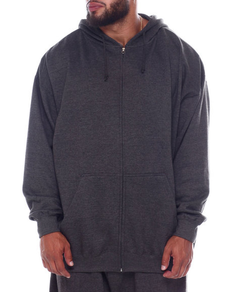 Russell Athletics - Full Zip Fleece Hooded (B&T)