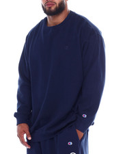 Champion - L/S Fleece Crew (B&T)-2389265