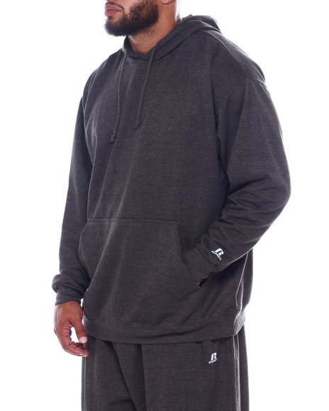 Russell Athletics - Fleece Pullover Hoodie (B&T)