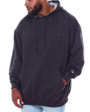 Champion - Pullover Fleece Hoodie (B&T)-2389113