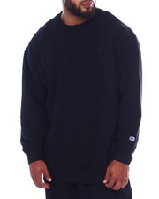 Champion - L/S Fleece Crew (B&T)-2389254