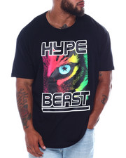Akademiks - Hype Beast Photo & HD Print S/S Tee (B&T)-2390494