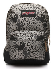 JanSport - Black Label Superbreak Stony Camo Backpack (Unisex)-2386515
