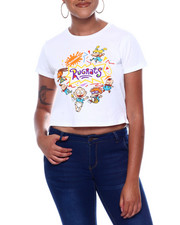 Tees - Rugrats S/S Skimmer Tee-2388997