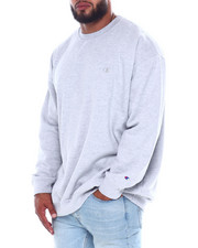 Champion - L/S Fleece Crew (B&T)-2389242