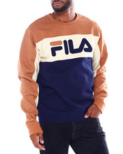 Fila - LESNER FLEECE CREWNECK SWEATSHIRT-2390770