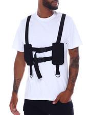 Athleisure for Men - Utility Pocket Shoulder Strap Tee-2389702