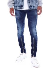 Buyers Picks - Worn Out Jean w Zipper detail-2390616