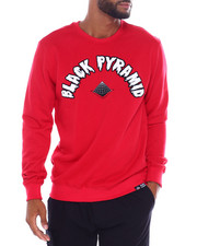 Sweatshirts & Sweaters - Big OG Drip Crewneck Sweatshirt-2389716
