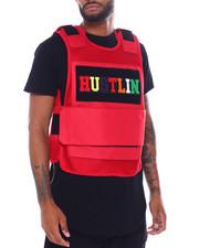Hudson NYC - Hustlin Mesh Vest-2390654