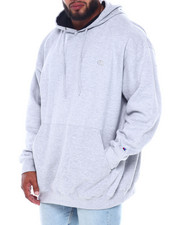 Champion - Pullover Fleece Hoodie (B&T)-2389142