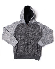 Hoodies - Fleece Raglan Hoody (8-20)-2390161
