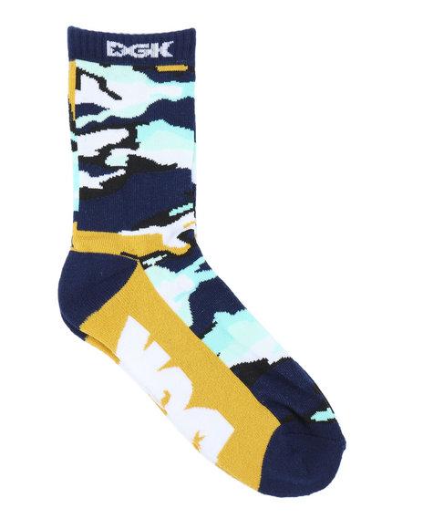 DGK - Ruckus Crew Socks