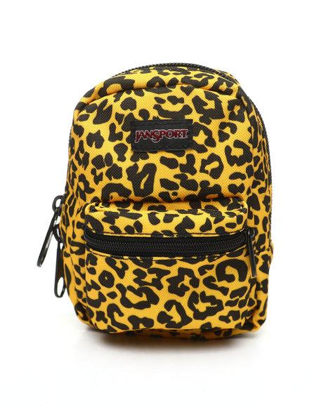 JanSport - Lil' Break Leopard Life Pouch (Unisex)