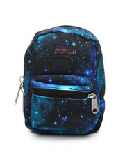 JanSport - Lil' Break Galaxy Pouch (Unisex)-2387283