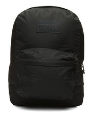 JanSport - Mono Superbreak Backpack (Unisex)-2387428