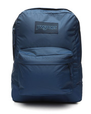 JanSport - Mono Superbreak Backpack (Unisex)-2387385